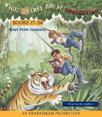 [CD] Magic Tree House Collection By Osborne, Mary Pope/ Osborne, Mary Pope (NRT)